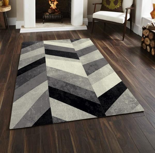 Merinos Belis Essence Serisi Gri Siyah Krem 80x150 cm