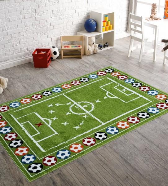 Merinos Sky Futbol Sahasi Yesil Beyaz